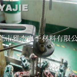 镀锡铜扁平编织带TZ-10屏蔽编织网管性价比**