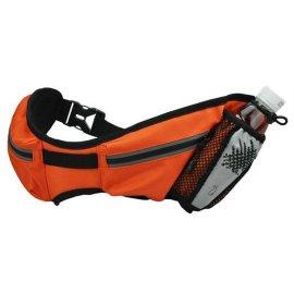 户外运动水壶腰包大容量收纳骑行腰包牛津布双袋腰包男女款配件包