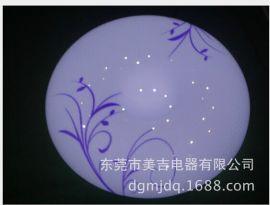 厂家批发室内照明灯具**节能圆形LED吸顶灯 吸顶灯
