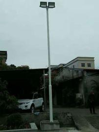 六米篮球场地灯杆 户外球场灯柱 LED球场灯光