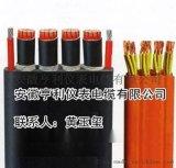 漯河特種矽橡膠電纜ZRC-JGGB亨儀