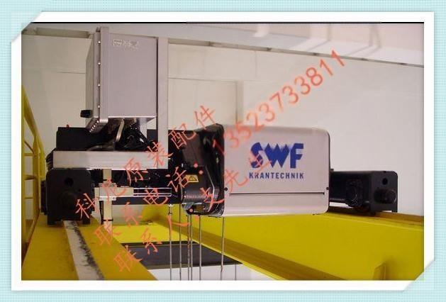 原装科尼SWF法兰泰克电机 行走电机 MF07XA100-160G80004E-IP55