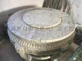 天然手工雕刻岫岩玉玉石桌子