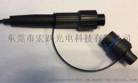 MINI-SC光纤防水连接头