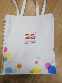上海箱包定制供应手提帆布袋 广告袋 礼品袋 可添加logo
