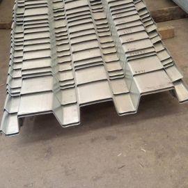 沈阳供应YX75-298-880型楼承板 楼层板 压型楼板 首钢镀锌楼承板 0.7mm-2.0mm厚Q345镀锌楼承板
