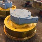 铸造吊被动车轮组 吊桥车轮组 轴承车轮子角箱单边轮