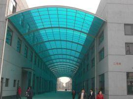 珠海耐力板雨棚设计制作安装公司
