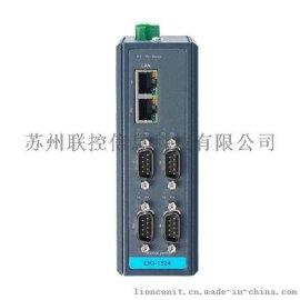 研华4 端口 串口设备联网服务器EKI-1524