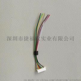 供应深圳UL1571 32AWG 金融设备内部连接线来样加工