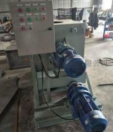 工业双轴粉尘加湿搅拌机图片型号