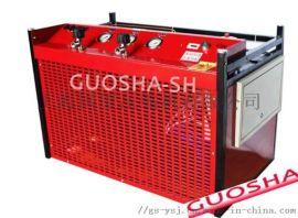 高压增压泵30MPA呼吸空气压缩机消防呼吸器