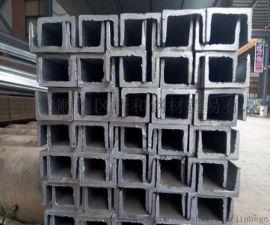热镀锌槽钢 Q235规格齐全 唐钢鞍钢