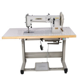 星驰牌243粗线工业缝纫机 同步厚料缝纫机