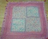 巴厘纱方巾