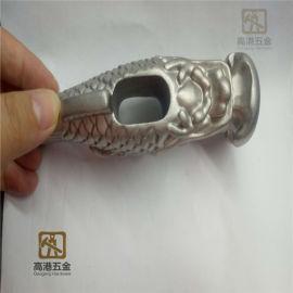 高港304不锈钢创意锤子 鱼形锤子 户外便携锤子