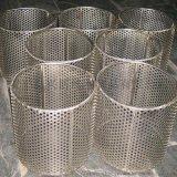 不锈钢桶形过滤装置用于固液分离粉尘过滤兴博丝网定制