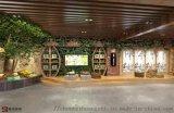济南企业展览展厅公司展示空间装修设计-山东舜禾装饰