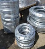 熱鍍鋅板式平焊法蘭 鍍鋅法蘭 熱鍍鋅法蘭盤 GB/T9119-2010 規格DN15-DN2000 乾啓廠家現貨供應