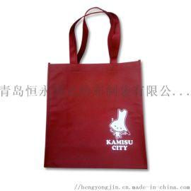 无纺布袋,宣传袋,青岛工厂包装制品 丝网印刷