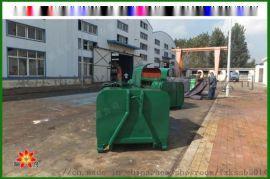 供应山东3立方 5立方 8立方环保车载户外垃圾箱