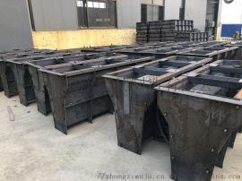 隔离墩模具标准 中泽隔离墩模具厂与时俱进促生产