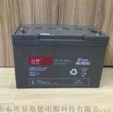 山特蓄电池12V100ah 应用报价