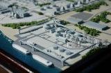 模型定制公司工业规划沙盘模型厂房布局模型展览沙盘