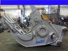 20吨挖掘机用液压粉碎钳破碎钳鳄鱼钳优质厂家推荐