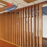 定製木紋轉印U型鋁方通 型材方通吊頂屹晟建材