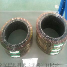 石墨填充金属缠绕垫片