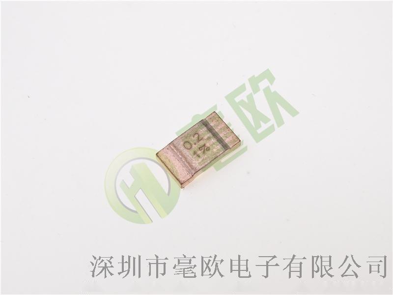 1050(3920)贴片合金电阻