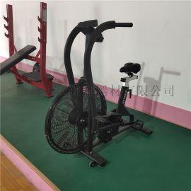 多功能风扇单车健身器材风阻动感健身单车健身房