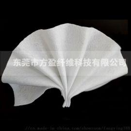 誠信經營滌綸針刺棉 100G滌綸針刺棉價格,滌綸針刺無紡布圖片 東莞方盈免費提供樣板