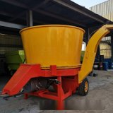 成捆稻草粉碎機 秸稈草捆粉碎機 圓盤麥草粉碎機廠家