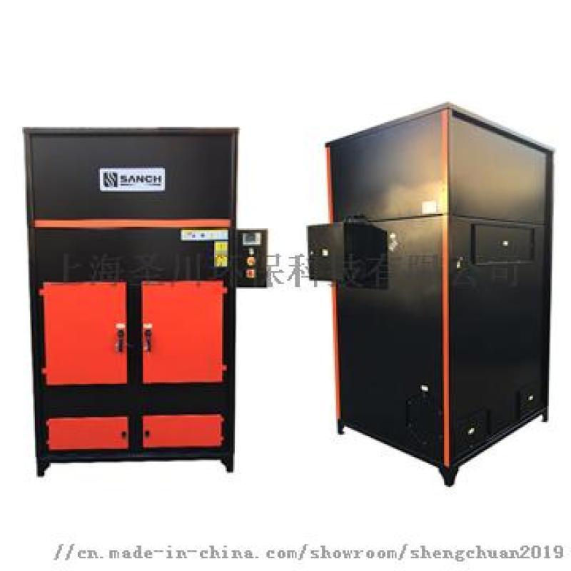 圣川环保滤筒式脉冲除尘设备 专业环保除尘设备
