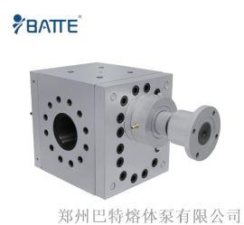 熔喷布计量泵生产厂家|郑州熔喷计量泵