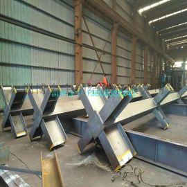 箱型柱十字柱加工专业生产厂家 年产钢构产品6万吨