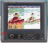 全新正品日本古野鱼探仪,GPS导航测深仪,带渔探,品质保证