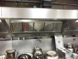 飯店廚房油煙淨化設備無管道直排 淨化率95% 選煙管家