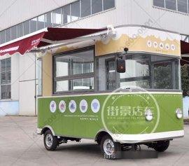 山东电动餐饮车生产厂家