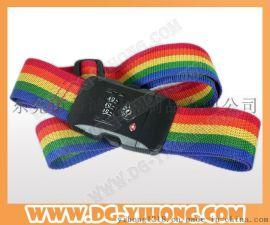 产销PP行李带 彩虹PP间色箱包带 丙纶行李带 PP行李带生产厂家