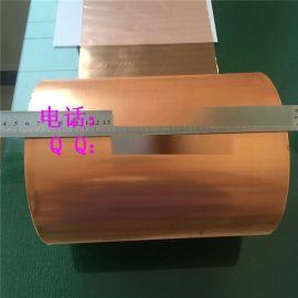 紫铜屏蔽网厂家 防静电金属网 0.05mm厚金属板网 微孔紫铜网