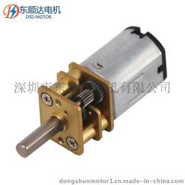 12SSN20直流减速电机,电压12V,电子锁智能门锁