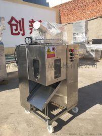 qq豆腐切丝机厂家价格 qq豆腐一次成形切丝机