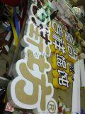 上海广告招牌字、门头灯箱、亚克力字、企业LOGO、文化背景墙