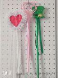 万圣节儿童表演演出用品  天使棒 天使爱心仙女棒