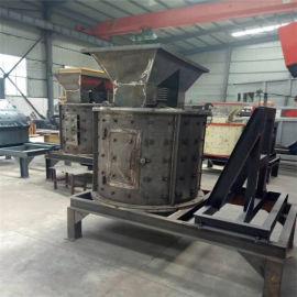 河南友邦立式板锤制砂机对比普通制砂机优势所在