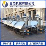粉體計量稱重 PVC粉輸送計量配料系統, 自動拆包機