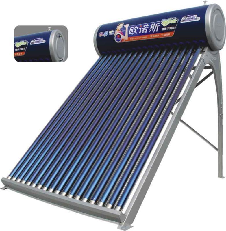 蓝晶刚系列太阳能热水器